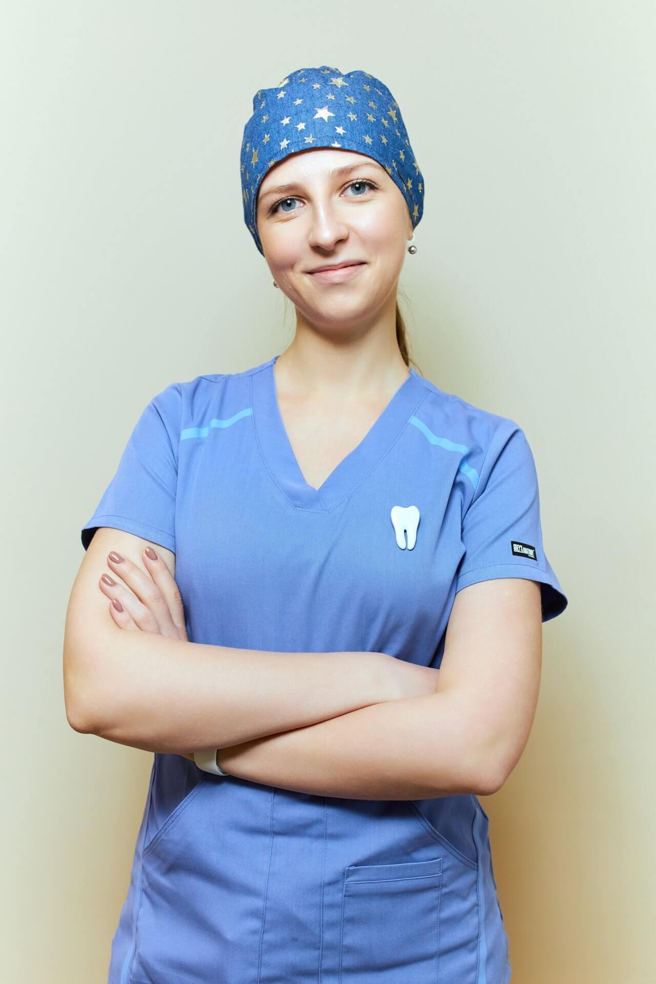 Стоматолог Чумакова Анна