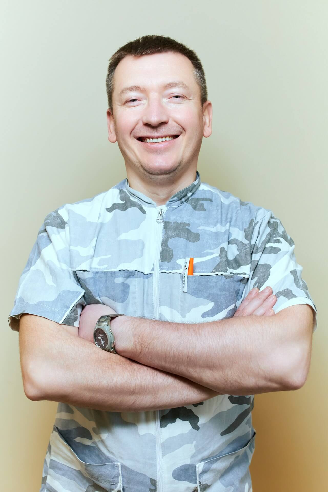 Стоматолог Коляго Алексей