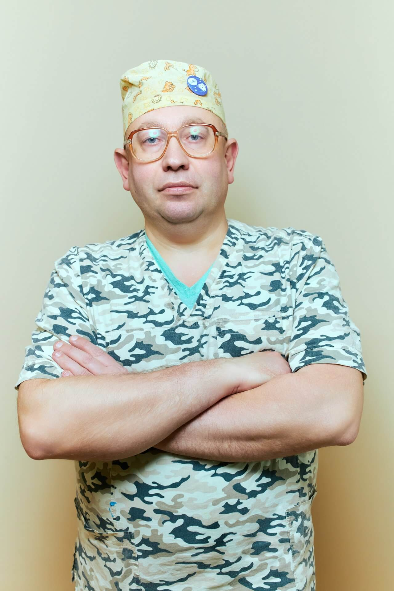 Стоматолог Прищепа Андрей