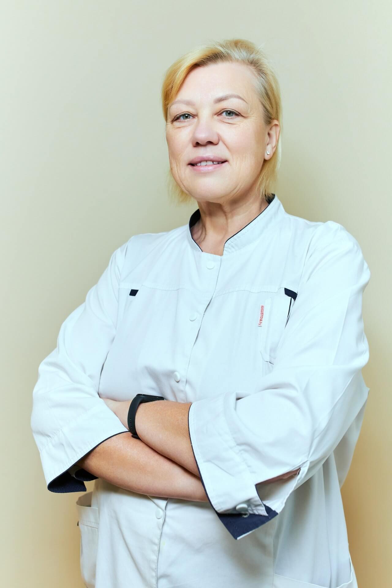 Стоматолог Пшонь Марина
